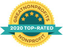 Great Nonprofits - 2020 Top-rated