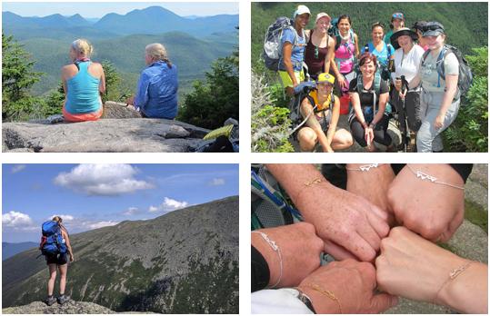 Wilderness Heals participants